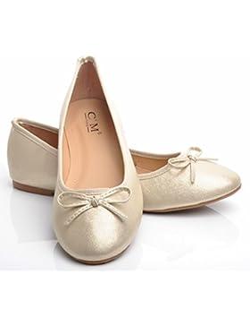 Maggie Boutique ballet, Ballerine donna Oro oro