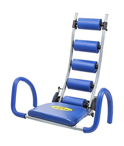 FITFIU Fitness AB8002 -Panca per addominali, colore: blu