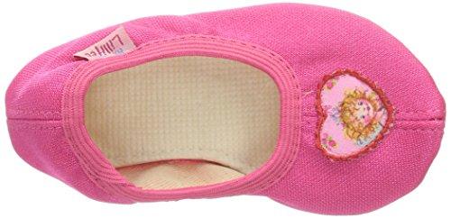 Prinzessin Lillifee 140028, Scarpe da Ginnastica Bambina Rosa (Pink (Pink))