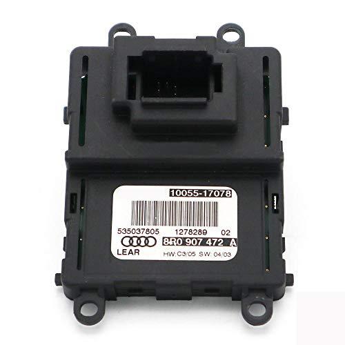 Xenon LED Headlight DRL Control Unit Module For Q5 8R0907472 8R0907472B 8R0907472D