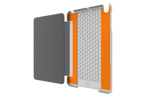 Tech21D3O Impact Snap Case mit Cover für iPad Mini, Weiß (Tech 21 Ipad Mini)