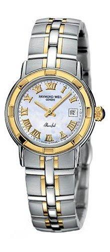 Raymond Weil Parsifal reloj 9440-STG-00908reloj de pulsera (reloj de pulsera)