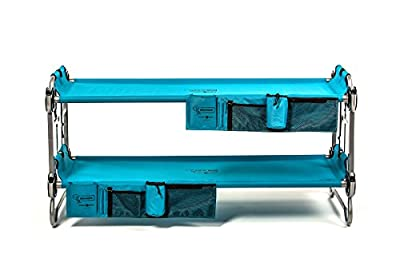 Kid-O-Bunk Kid's Portable Mobile Camping Bed - low-cost UK light shop.