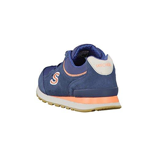 Coral Calci Skechers Classici E Blue 142 Blcl Bleu wwa0Pq