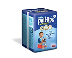Huggies Pull Ups Nightime Potty Training Pants for Boys - Medium