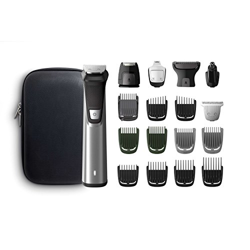 Philips MG7770/15 Multigroom-Set Series 7000 mit 18 Aufsätzen