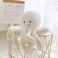 Asdomo Plush Octopus Giant Stuffed 40cm Animals Vivid Plush Ocean Toys for Children Kids Boys