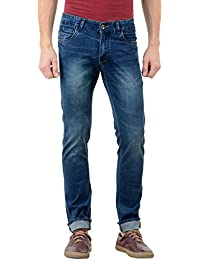 Flying Port Men's Stretchable Jeans