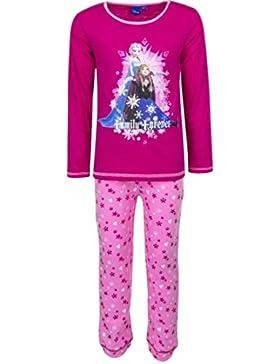 Frozen Pyjama Ökotex Standard 100 Die Eiskönigin Kollektion 2017 Schlafanzug 98 104 110 116 122 128 Völlig Unverfroren...