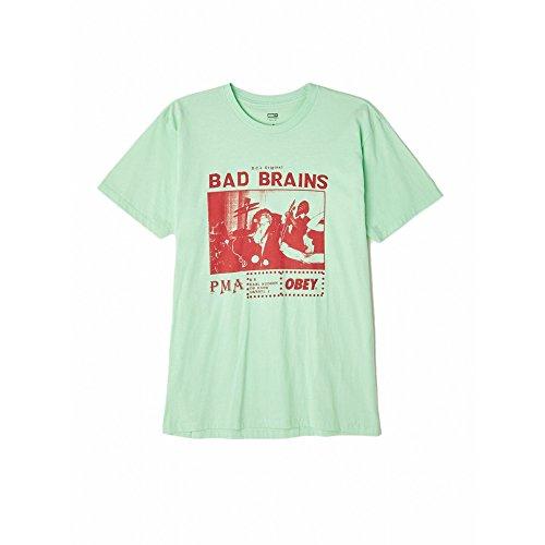 OBEY Herren T-Shirt Grün