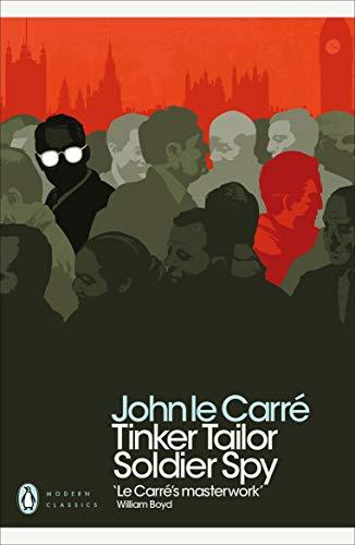 Tinker Tailor Soldier Spy (Penguin Modern Classics) (Tom Greene)