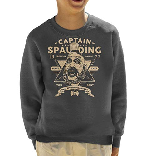 House of A Thousand Corpses Freak of Nature Kid's Sweatshirt