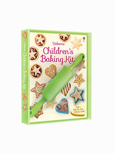 Children's Baking Kit por Pratchett Fiona