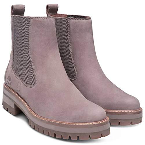 Timberland Courmayeur Valley Boots Grey 6 UK