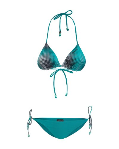 Bench - Bikini Sandi, Slip bikini Donna, Blu (biscay bay), X-Large (Taglia Produttore: X-Large)