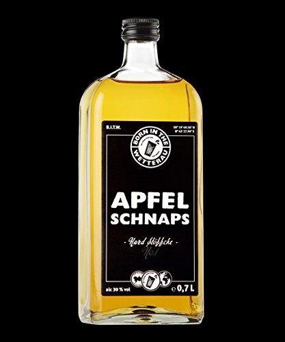 Apfelwein in Hart - Apfelschnaps - Born in the Wetterau