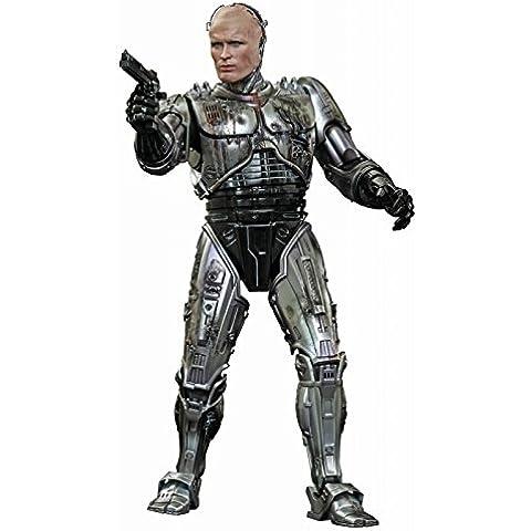Robocop - Figura de Alex Murphy, versión batalla dañada (Hot Toys SSHOT902286)