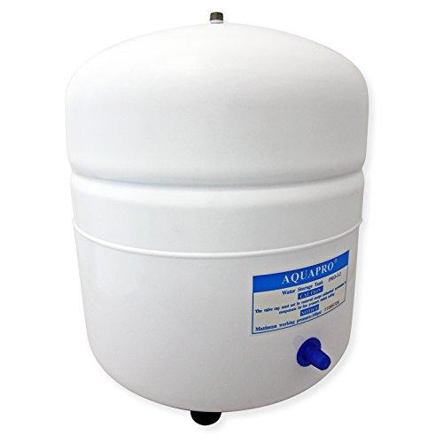 Sediment-filter Tank (Umkehrosmose 3.2 G Stahl Wassertank 12.1 L Wasser Container lebensmittelecht)