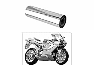 Speedwav 4mtr Bike Wrap Sheet Chrome- For Bikes