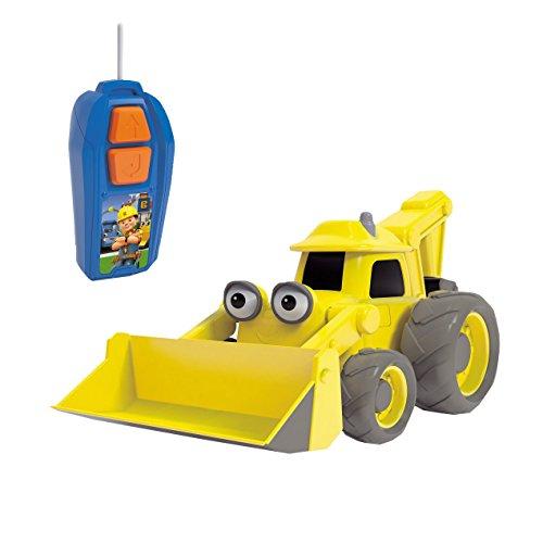 Dickie Toys 203133001 - RC Bob der Baumeister Baggi, ferngesteuerter Bagger, Schaufelbagger, Spielzeugbagger, 20 cm