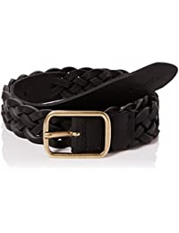 Wrangler Original Braid Black, Ceinture Homme