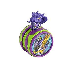Auldey-Yo Blazing Team Portero de los Créatures Nivel 1-Evil Serpiente, eu677114