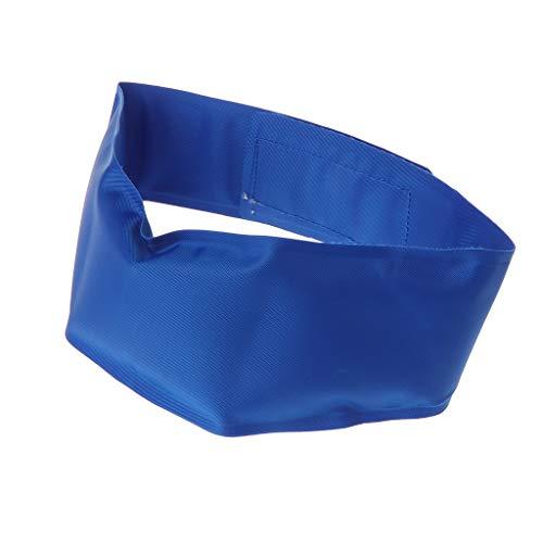 Girasool Haustier Kühlhalsband Hund Katze Welpen Wärme Sommer Schal Cool Handtuch Wrap Hals Bandana (M) -