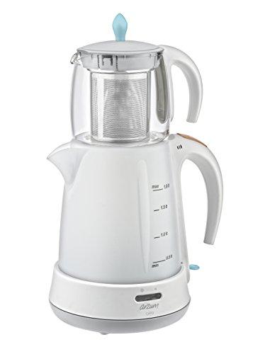 Arzum AR 3002-MCayci Machine à thé/Bouilloire/Caydanlik...