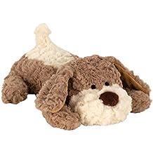 Wärmekissen Hund, mit Hirsefüllung und Lavendelduft