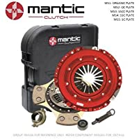 Kit de embrague Mantic Stage Premium para Honda y Honda, cubierta de montaje de alta