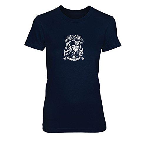 The Chosen One - Damen T-Shirt, Größe: XL, dunkelblau