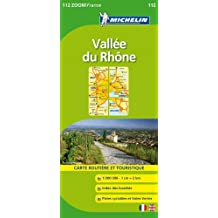 Carte ZOOM Valle Rhne