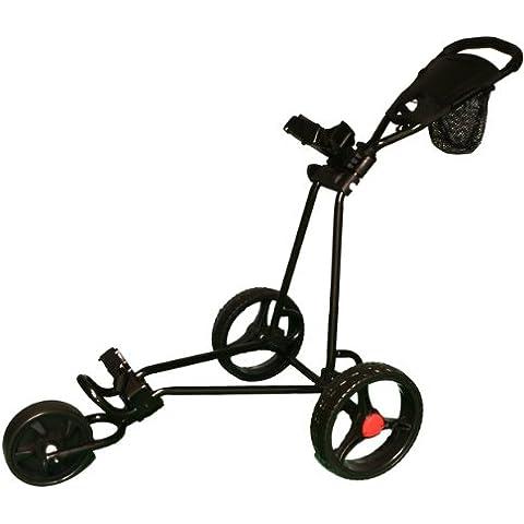 Gamola Golf 0 - Carrito de golf de mano con ruedas
