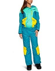 O'Neill Damen Snow Overall Jacke PWFR MOONSTONE FULL