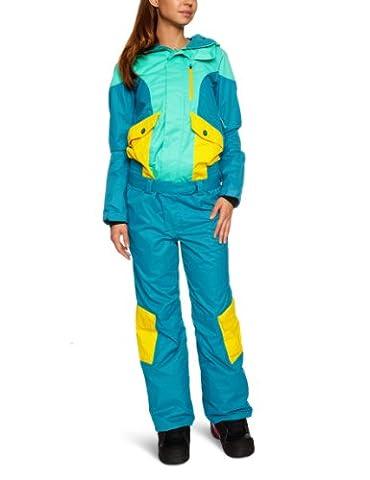 O'Neill Damen Snow Overall Jacke PWFR MOONSTONE FULL, spearmint, XL, 255034