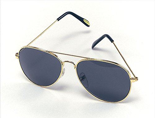 Retro 80s Aviator Shades