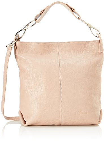 Bags4Less Yenna, Shoppers y bolsos de hombro Mujer, Pink (Nude), 7x32x30 cm (B x H T)