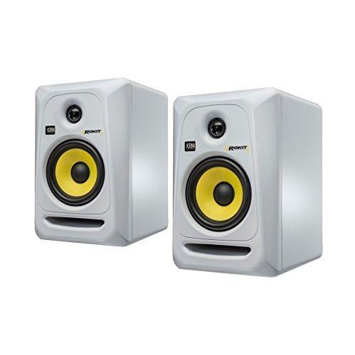 KRK ROKIT RP5 G3 - coppia casse monitor da studio e DJ attive - diffusori 50watt RMS