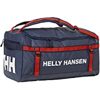 Helly Hansen HH New Classic Duffel Bolsa de Viaje, 45 cm, 30 litros, Evening Blue