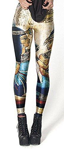 Alive - Legging - Femme taille unique Cleopatra