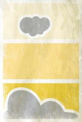 The Poster Corp Jace Grey - Pattern 2 Stage Vertical Kunstdruck (50,80 x 71,12 cm)