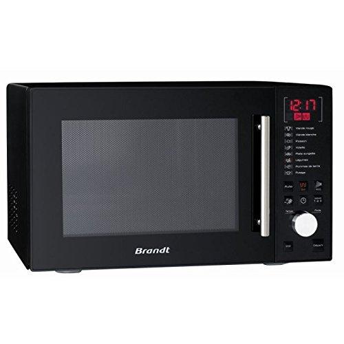 Micro-ondes grill BRANDT GE2607B noir 26L