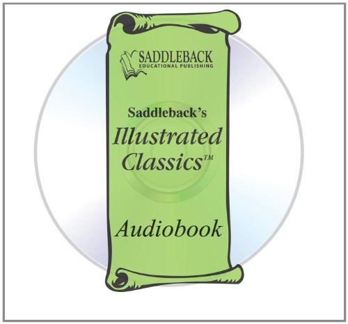 The Adventures of Huckleberry Finn Audiobook (Illustrated Classics)