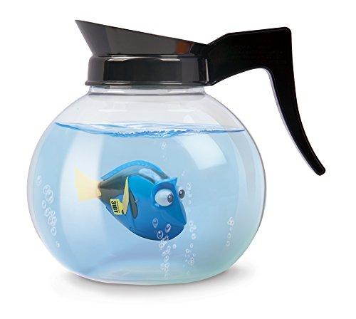Unbekannt Zuru 22784 'Finding Dory' Spielset mit Swimming Dory/Kaffee Glas Krug als Fischglas