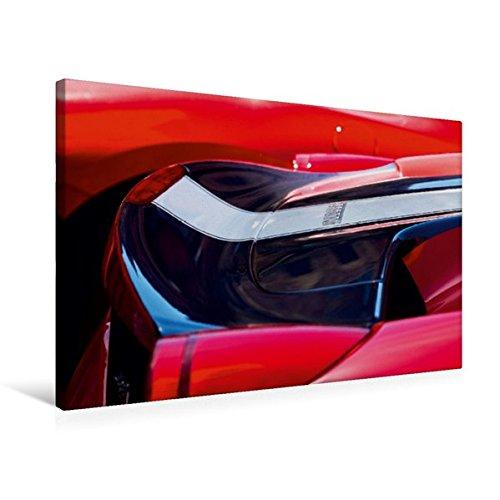 Preisvergleich Produktbild Premium Textil-Leinwand 75 cm x 50 cm quer, Ferrari 458 Italia Speciale | Wandbild, Bild auf Keilrahmen, Fertigbild auf echter Leinwand, Leinwanddruck (CALVENDO Mobilitaet)