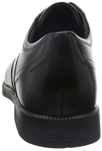 Rockport Dressports Modern Wingtip, Brogues Homme Noir