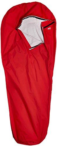 Millet Bivy Trekking-Schlafsack Rot Größe U