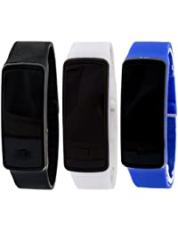 Led Watch For Boys   Led Watch For Men   Covered Under Amazon 100% Purchase Protection