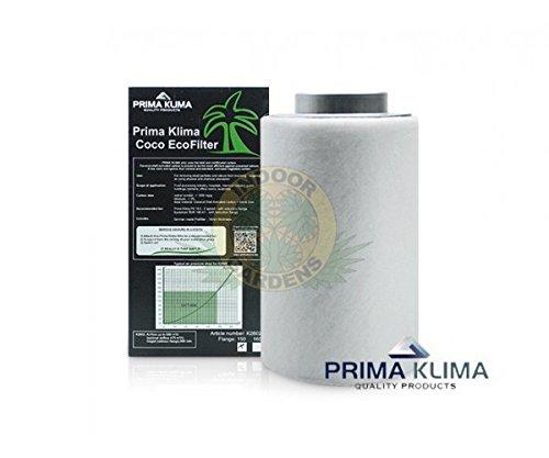 Aktivkohlefilter Prima Klima Eco Line K2602 475/620 m³/h (150mm)