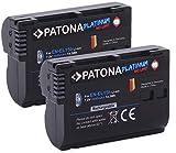 Patona Platinum (2X) - Ersatz für Akku Nikon EN-EL15b - 2040mAh - Nikon Z6 Z7